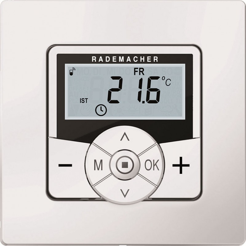 rademacher duofern raumthermostat 9485 rademacher. Black Bedroom Furniture Sets. Home Design Ideas