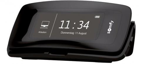 Somfy Nina Timer IO Touch-Display Bidirektionale Steuerung mit Zeitautomatik Neu